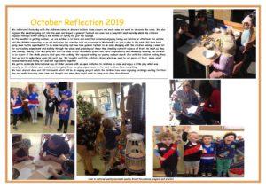 Kookaburra October 1 Reflection 2019 - Kookaburra October 1 Reflection 2019