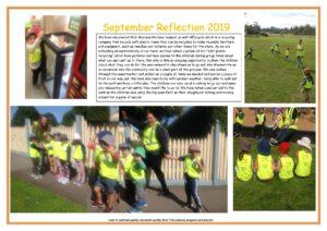 Kookaburra September Reflection 2019 - Kookaburra September Reflection 2019
