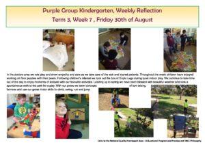 Purple T3 Week 7 Reflection 2019 - Purple T3 Week 7 Reflection 2019