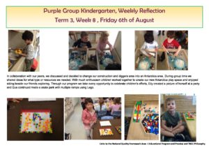 Purple T3 Week 8 Reflection 2019 - Purple T3 Week 8 Reflection 2019