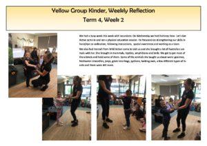 Yellow T4 Week 2 Reflection 2019 - Yellow T4 Week 2 Reflection 2019