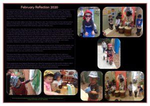 Possum Reflection February 2 2020 - Possum Reflection February 2 2020