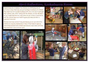 Kookaburra April Reflections 2020 - Kookaburra April Reflections 2020