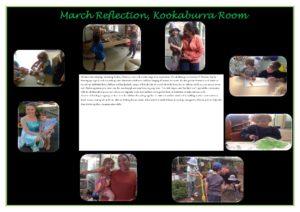 Kookaburra Reflections March 2 - Kookaburra Reflections March 2