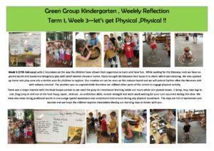 Green Reflection T1 Week 3b - Green Reflection T1 Week 3b