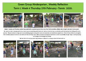 Green Reflection T1 Week 4b - Green Reflection T1 Week 4b