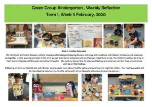 Green Reflection T1 Week 5 - Green Reflection T1 Week 5