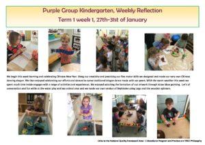 Purple Reflection Week 1 - Purple Reflection Week 1