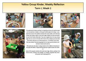 Yellow Term 1 Week 2 - Yellow Term 1 Week 2