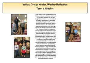 Yellow Term 1 Week 4 - Yellow Term 1 Week 4