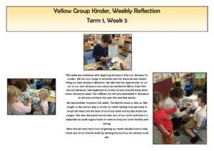 Yellow Term 1 Week 5 - Yellow Term 1 Week 5