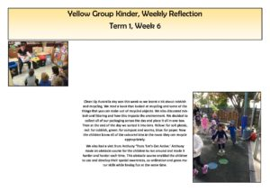 Yellow Term 1 Week 6 - Yellow Term 1 Week 6