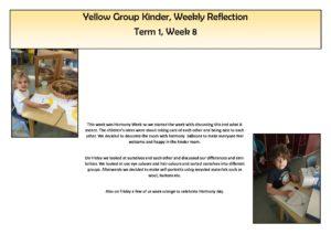Yellow Term 1 Week 8 - Yellow Term 1 Week 8