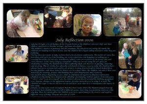 Possum Reflection July 2 2020 - Possum Reflection July 2 2020