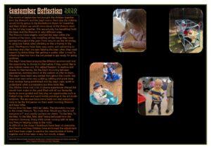 Joey Reflection September 2020 - Joey Reflection September 2020