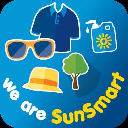 Sun Smart Badge - Sun Smart Badge