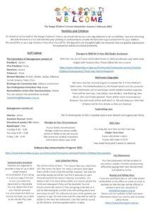 January February 2021 newsletter - January February 2021 newsletter